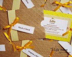 Convite Envelope Kraft