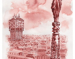 TORRE VELASCA - MIL�O - IT�LIA
