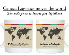 Caneca Logistics moves the world