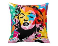 Capa De Almofada 40x40- Marilyn Mm018