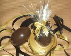 Sabonete Ovo de P�scoa chocolate