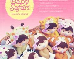 APOSTILA DIGITAL BABY SAFARI ARTES EM FE