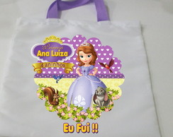 Eco Bag Princesa Sofia