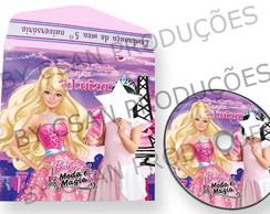 Cd/Dvd com Envelope Personalizado