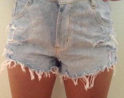 Shorts jeans Hot Pants destroyed