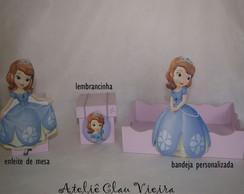 Lembrancinha Princesa Sofia