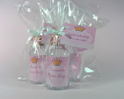 Mini �lcool gel personalizado Princesa