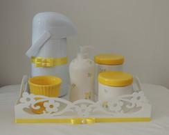 Kit Floral Amarelo I