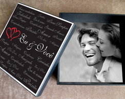 Caixa Namorados Personalizada