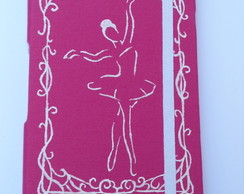 Caderno Bailarina