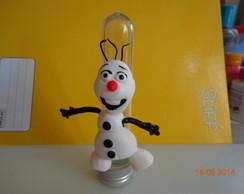 Tubete  frozen  Olaf em biscuit