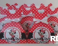 Vestido Minnie Personalizado