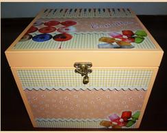 Caixa de esmaltes
