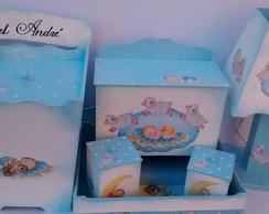 Kit de Higiene Para Beb� Soninho