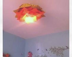 Lumin�ria flor de l�tus!