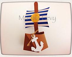 Barco Porta Guloseima -Jake e os Piratas