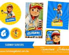Kit Digital - Subway Surfers