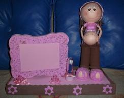 Boneca Gr�vida 3D EVa
