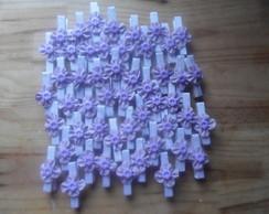 Lacres de Embalagem - flores