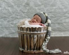 Touca Croch� ELFO BABY