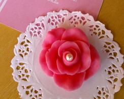 Sabonete de Rosas -Lembrancinhas.