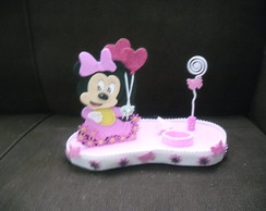 Topo de bolo Minnie Baby