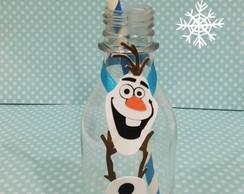 Garrafinha para suco Olaf