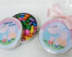 Latinha Peppa Pig 2 - Completa