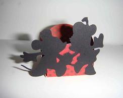Forminha para doce DISNEY - Mickey/Minie