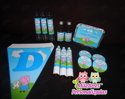Kit personalizado - Peppa Pig George