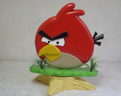 ANGRY BIRDS - Personagem com movimento