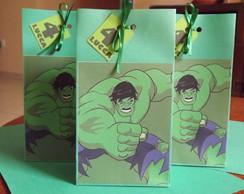 Saquinho de Papel Hulk