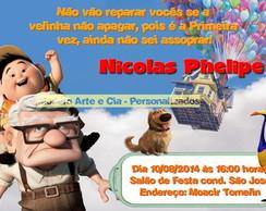Convite Up - Altas Aventuras 2