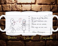 Caneca Caderno