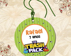 Tag Redonda Trash Pack - 00082