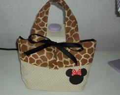 Bolsa Minnie Safari
