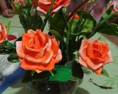 Flor em E.V.A