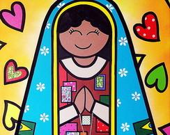 Painel Nossa Senhora Aparecida III