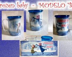 """Caneca Frozen Baby - MODELO """"B"""""""