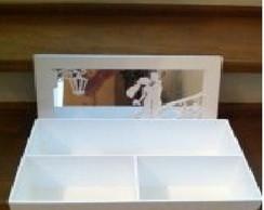 caixa de noivos com divis. 19 x 33 x 10