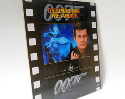 Placa Decorativa Filmes - 007