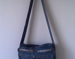Bolsa Jeans Tiracolo 47