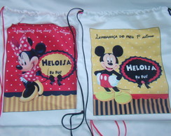 Mochilinha Personalizada