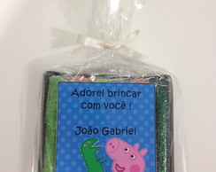 Massinha Personalizada George Pig