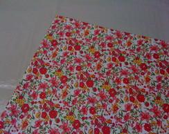 Colchonete em desenho floral