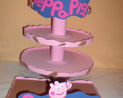 KIT FESTA 32 PE�AS PEPPA PIG