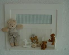 (MO 0248) Quadro maternidade ursos
