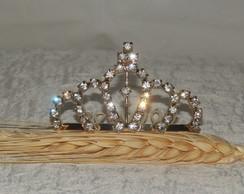Mini Coroa Para Daminha Ou Debutante (d)
