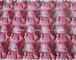 Sabonete Ursinho rosa
