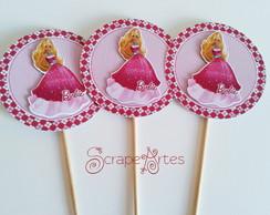Placas Barbie